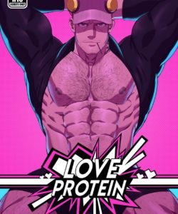 Love Protein 001 and Gay furries comics