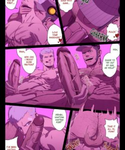 Love Protein 003 and Gay furries comics