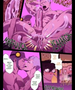 Love Protein 008 and Gay furries comics