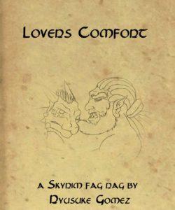 Lover's Comfort 1 001 and Gay furries comics