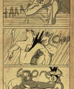 Lover's Comfort 1 004 and Gay furries comics
