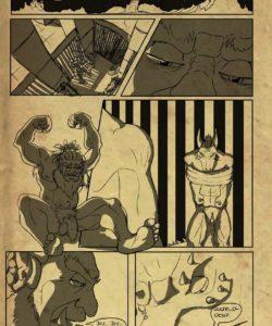 Lover's Comfort 1 006 and Gay furries comics