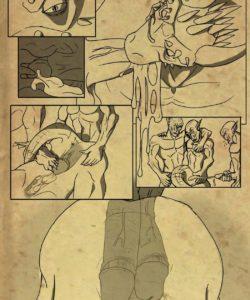 Lover's Comfort 1 014 and Gay furries comics