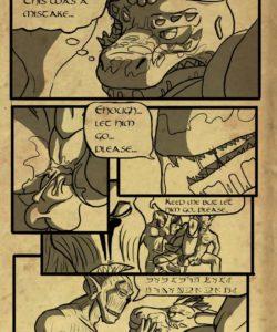 Lover's Comfort 1 023 and Gay furries comics