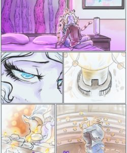 Meteors 003 and Gay furries comics