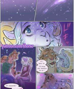 Meteors 007 and Gay furries comics