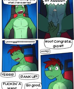 My Little Bro Can't Be This Cute 025 and Gay furries comics