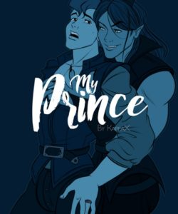 My Prince 001 and Gay furries comics