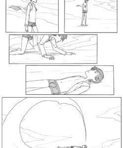 Narcisso's Dream gay furry comic