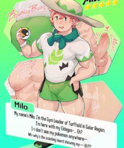 Pokemon MasterSEX – Milo gay furry comic