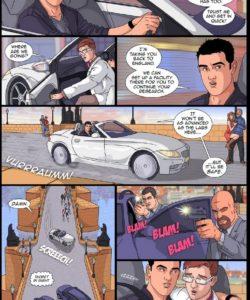 Ridehard 3 gay furry comic