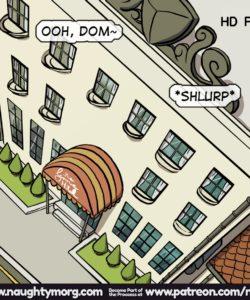Seph & Dom - Big Distraction 001 and Gay furries comics