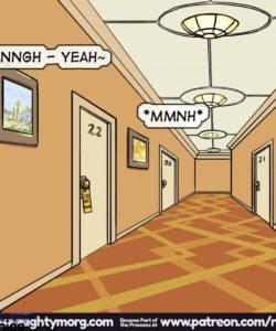 Seph & Dom - Big Distraction 002 and Gay furries comics