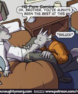 Seph & Dom - Big Distraction 003 and Gay furries comics