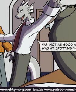 Seph & Dom - Big Distraction 018 and Gay furries comics