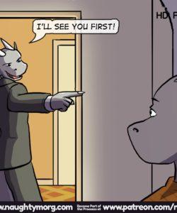 Seph & Dom - Big Distraction 021 and Gay furries comics