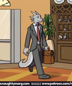 Seph & Dom - Big Distraction 023 and Gay furries comics