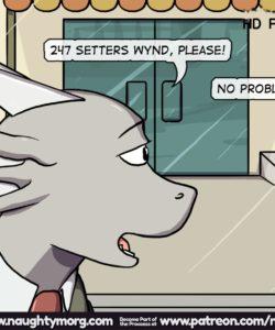 Seph & Dom - Big Distraction 025 and Gay furries comics