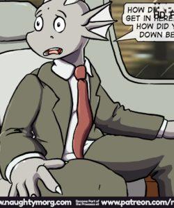 Seph & Dom - Big Distraction 028 and Gay furries comics