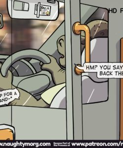 Seph & Dom - Big Distraction 045 and Gay furries comics