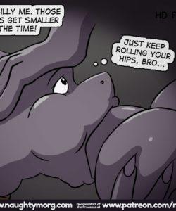Seph & Dom - Big Distraction 047 and Gay furries comics