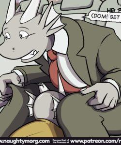 Seph & Dom - Big Distraction 048 and Gay furries comics