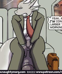 Seph & Dom - Big Distraction 054 and Gay furries comics