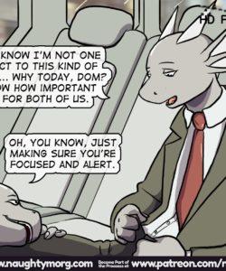 Seph & Dom - Big Distraction 061 and Gay furries comics