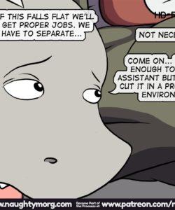 Seph & Dom - Big Distraction 063 and Gay furries comics