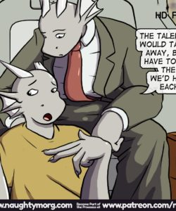 Seph & Dom - Big Distraction 064 and Gay furries comics