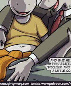 Seph & Dom - Big Distraction 067 and Gay furries comics
