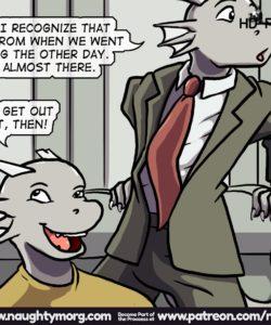 Seph & Dom - Big Distraction 069 and Gay furries comics