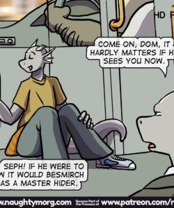 Seph & Dom - Big Distraction 070 and Gay furries comics
