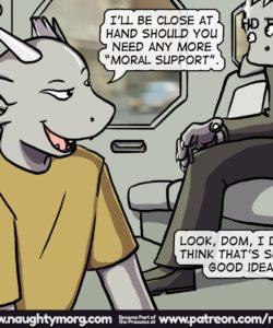 Seph & Dom - Big Distraction 071 and Gay furries comics
