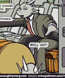 Seph & Dom - Big Distraction 073 and Gay furries comics