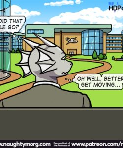 Seph & Dom - Big Distraction 074 and Gay furries comics