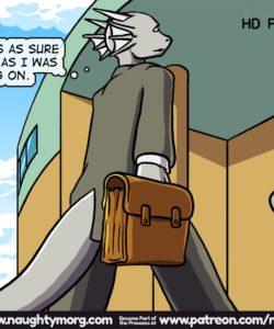 Seph & Dom - Big Distraction 075 and Gay furries comics