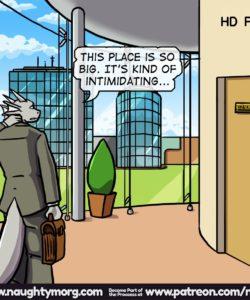 Seph & Dom - Big Distraction 077 and Gay furries comics
