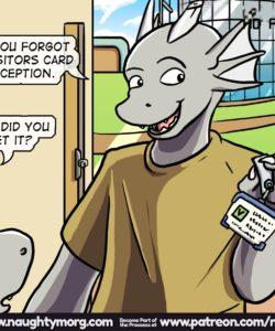 Seph & Dom - Big Distraction 080 and Gay furries comics