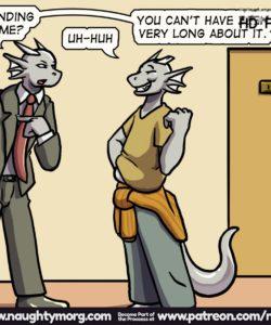 Seph & Dom - Big Distraction 082 and Gay furries comics