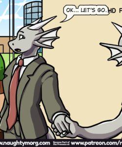 Seph & Dom - Big Distraction 084 and Gay furries comics