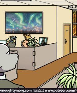 Seph & Dom - Big Distraction 085 and Gay furries comics