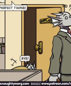 Seph & Dom - Big Distraction 087 and Gay furries comics