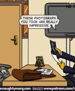 Seph & Dom - Big Distraction 094 and Gay furries comics