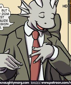 Seph & Dom - Big Distraction 096 and Gay furries comics