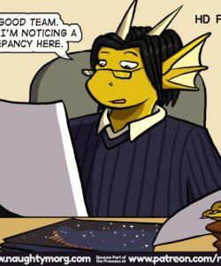 Seph & Dom - Big Distraction 097 and Gay furries comics