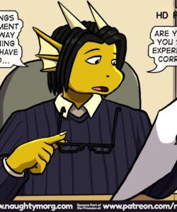 Seph & Dom - Big Distraction 098 and Gay furries comics