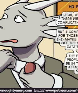 Seph & Dom - Big Distraction 099 and Gay furries comics