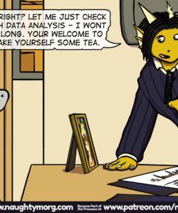 Seph & Dom - Big Distraction 100 and Gay furries comics