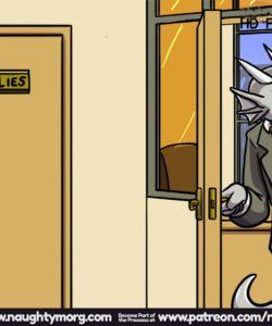 Seph & Dom - Big Distraction 102 and Gay furries comics